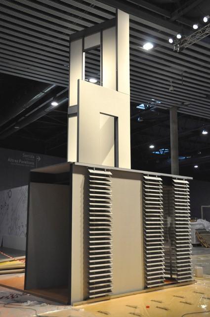 Sistema estructural. HUAR Armado con fibras de acero