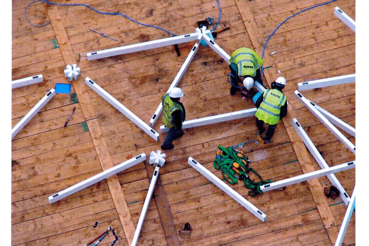 Projecte de Westfield, Londres 2008.
